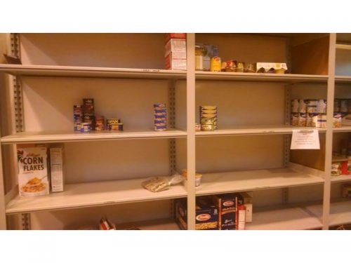 Stock the Pantry!