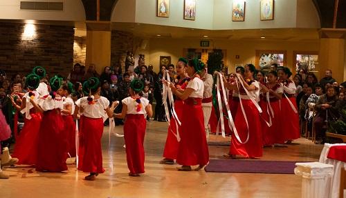Grupo de Danza Liturgica y Folklorica San Luis Rey