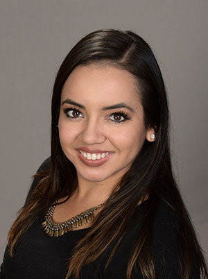 Natalie Ibarra : Coordinator of Youth / Young Adult Ministry