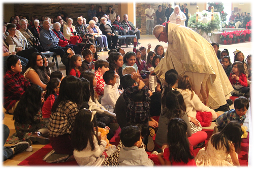Children's Christmas Homily