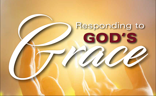 Responding to God's Grace
