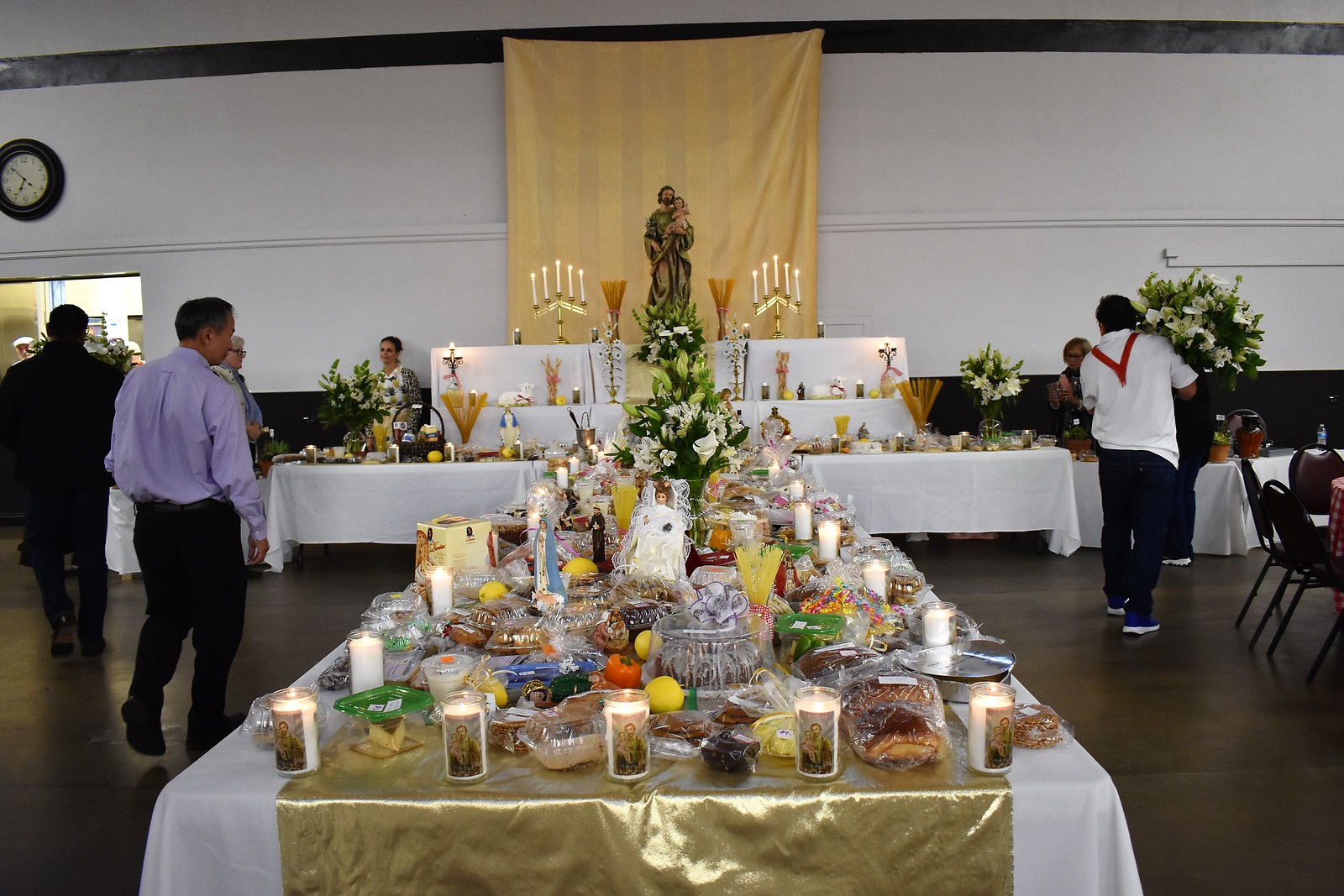 The Solemnity of St. Joseph and St. Joseph's Table