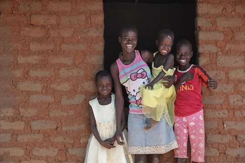 A STORY OF HOPE FROM UGANDA