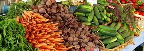 Loretto Free Farmer's Market in Serra Gardens