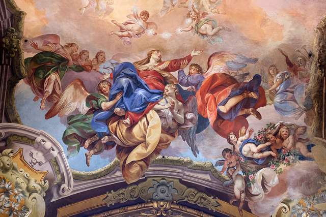 The Feast of the Assumption: Celebrating Our First Christian Steward