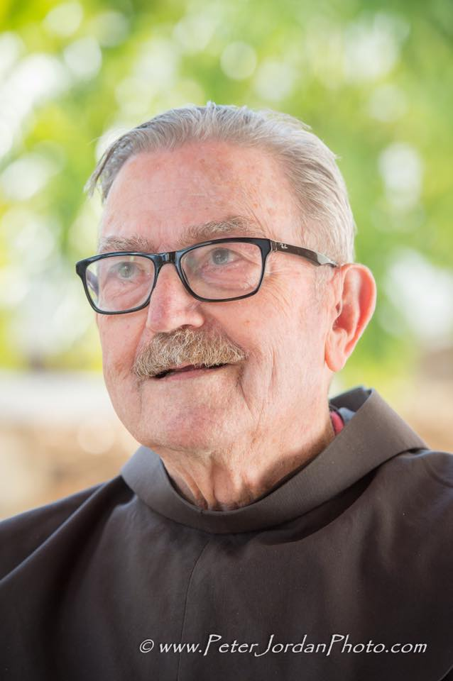 Memorial Mass for Fr. Finian McGinn, OFM