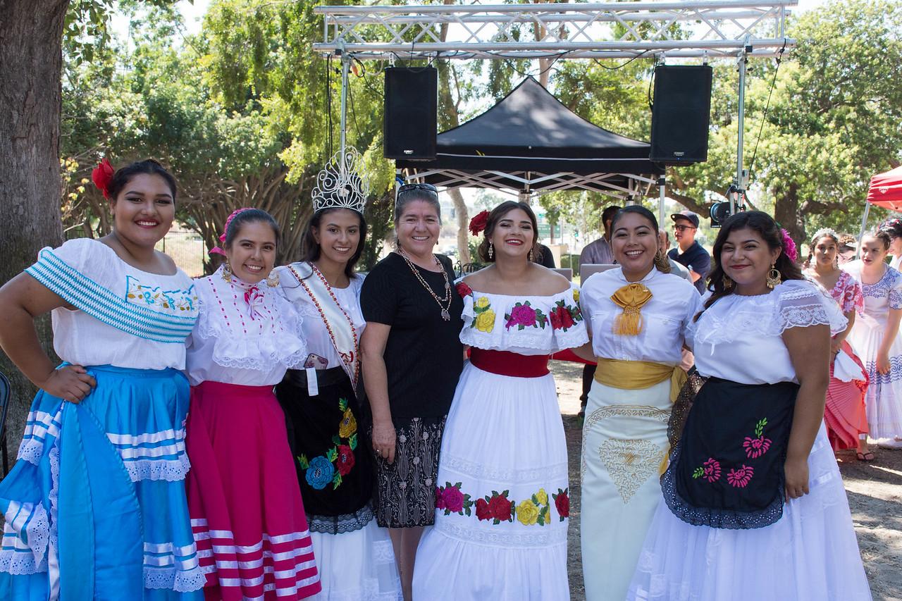 Event Schedule: Fiesta Patrias Latinas 2019