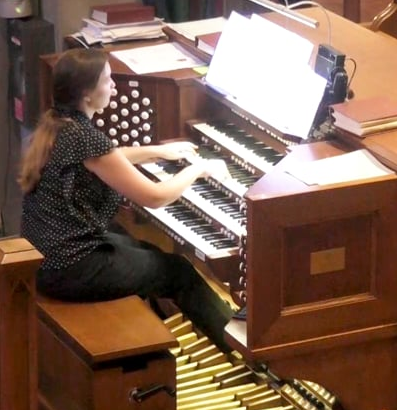 Emma Whitten Recital