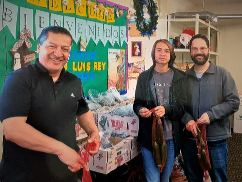 News from Social Outreach & Food Pantry