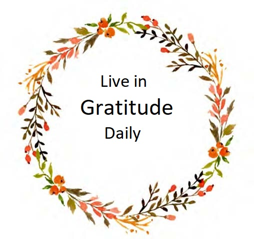 Gratitude – A Spirit-Filled Principle