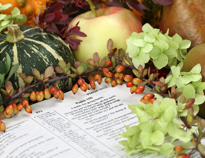 A STEWARDSHIP PRAYER for November