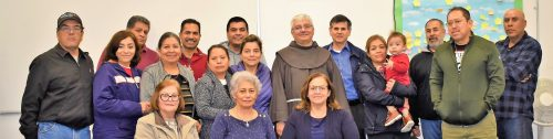 Father Martín Carbajo Nuñez, OFM: Special Guest