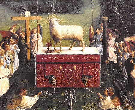 Behold, the Lamb of God!