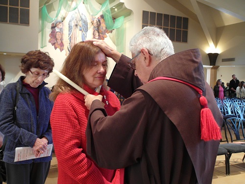 Feast of St. Blaise: Blessing of the Sick