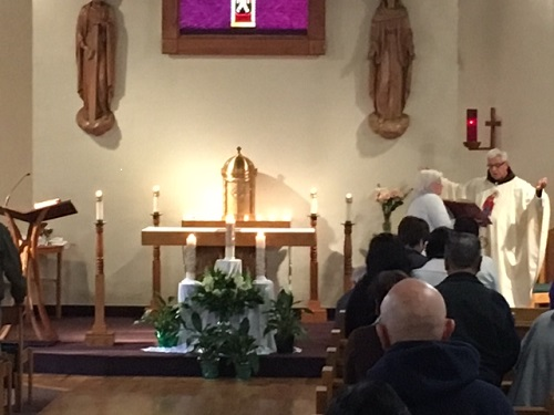 Candlemas Day - All Masses