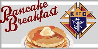 Knights Pancake Breakfast