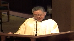 Unedited Livestream published by DACAST on 4-26-2020 of the 12 noon Mass.  This is not an edited YouTube video.  This is the live stream captured by the camera and sound starting at 11:45 am.