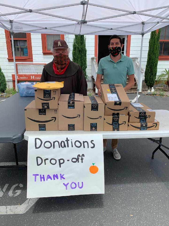 Donate From Your Garden