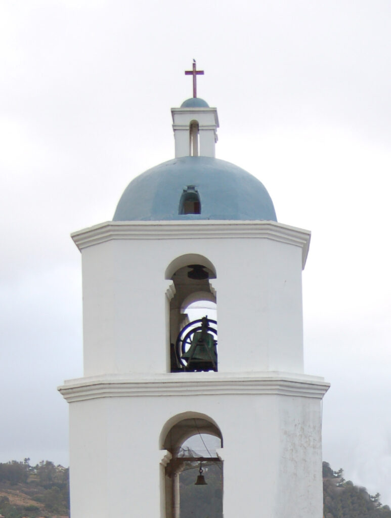 Mission San Luis Rey Bell Tower