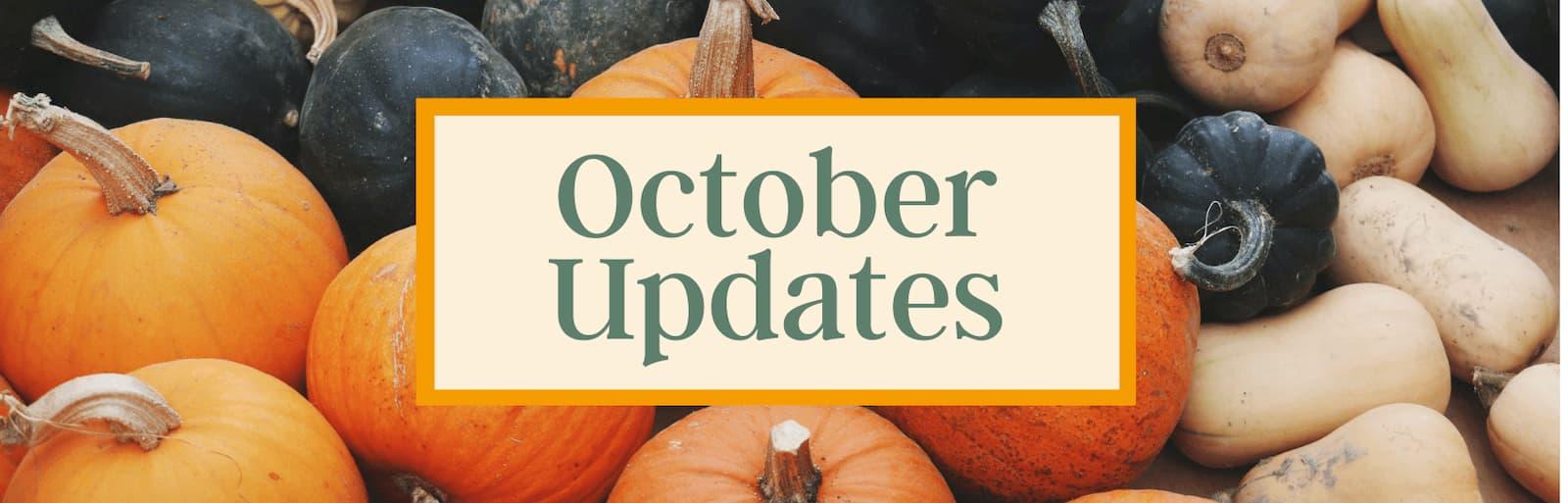 October Bulletins