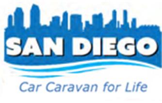Car Caravan for Life