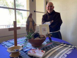 Bro. Tito's altar.