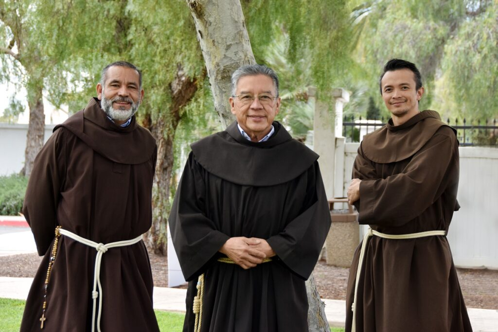Our Three Priests