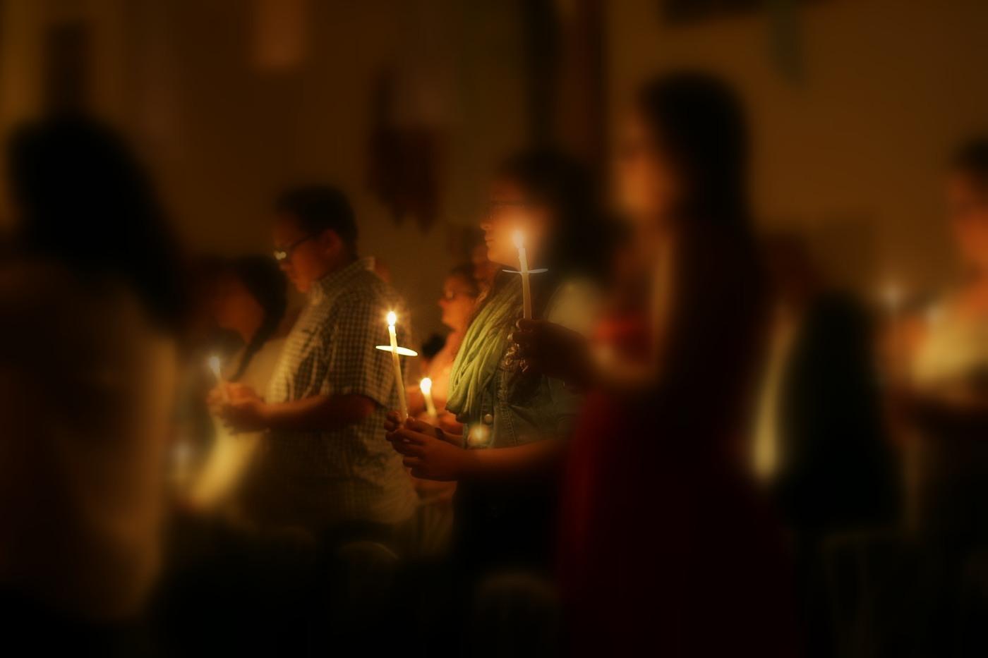 Silence. Hope. Holy Saturday.